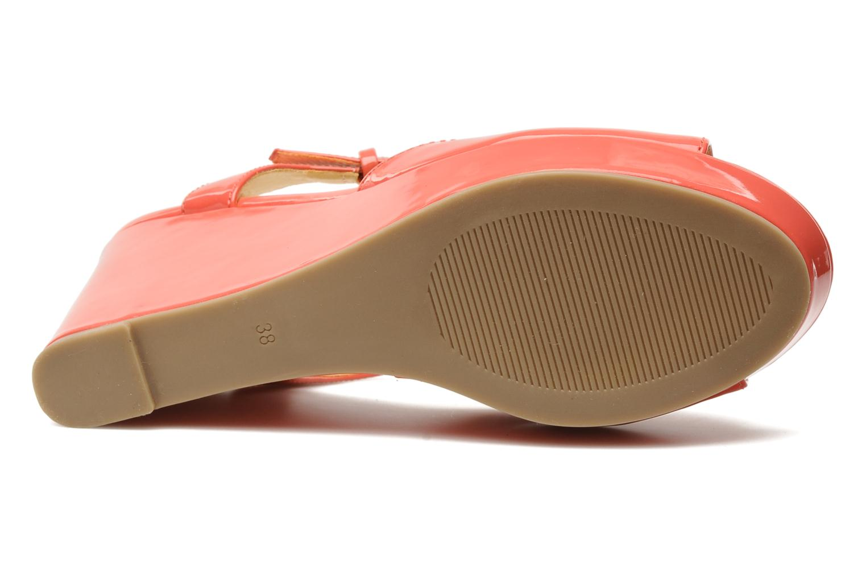 Sandalen Buffalo Binia Roze boven