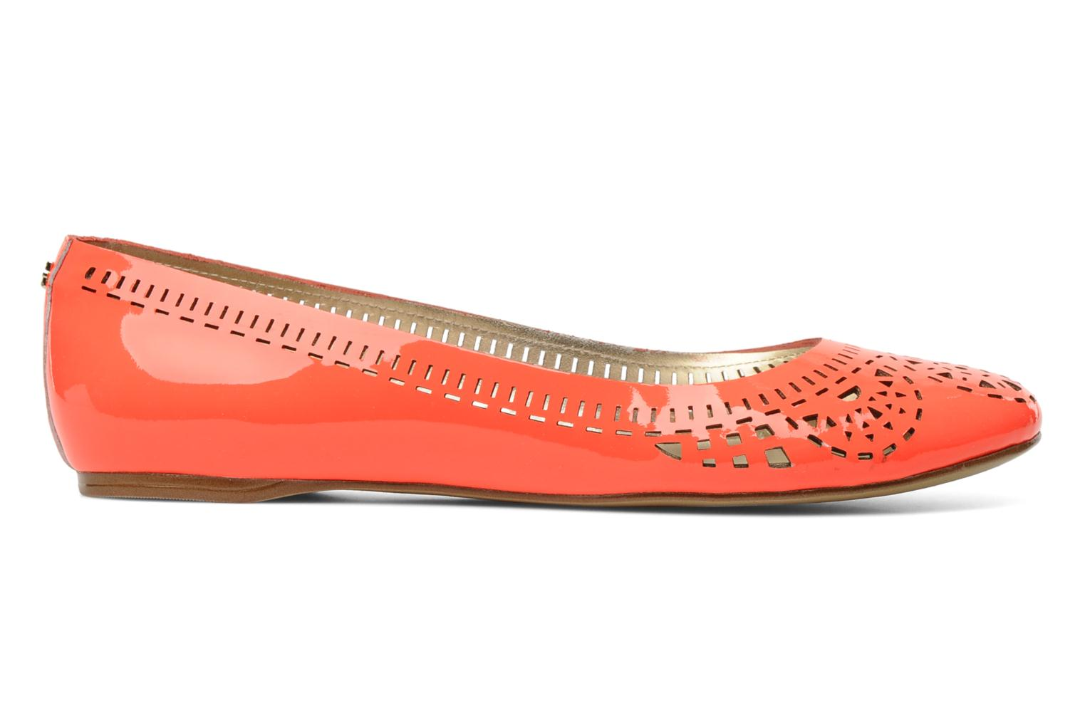 Ballet pumps Guess Abia Orange back view