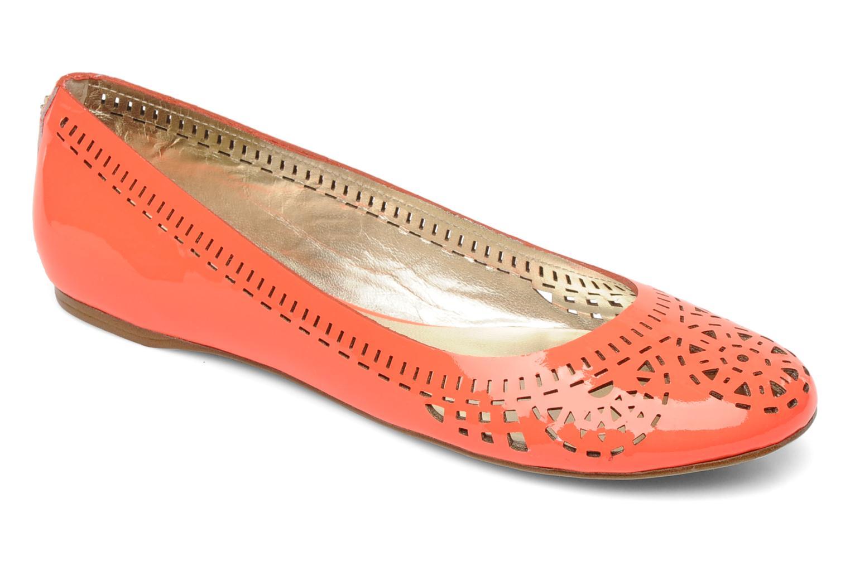Bailarinas Guess Abia Naranja vista de detalle / par