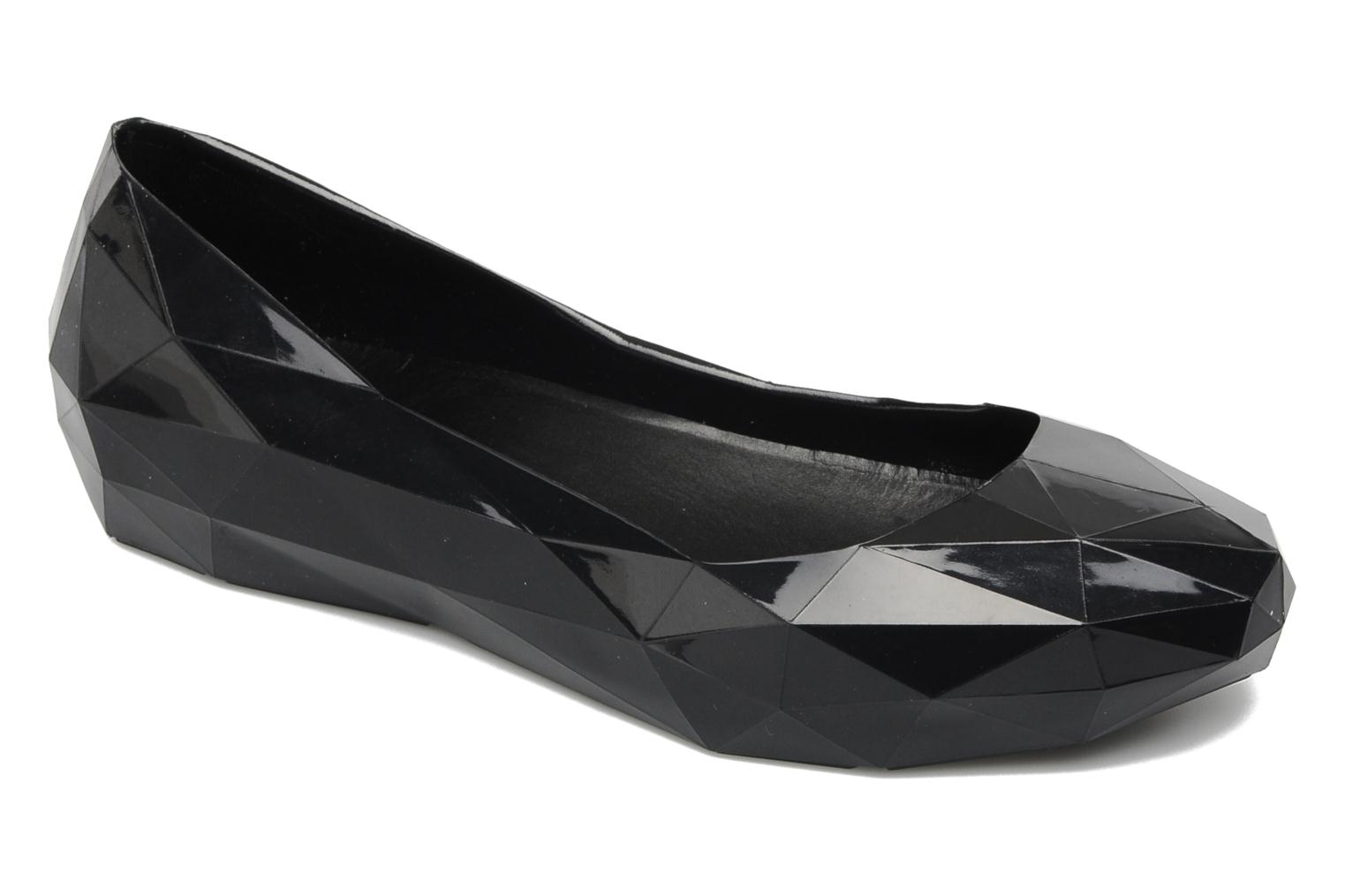 Ballet pumps United Nude Lo Res Low Black detailed view/ Pair view