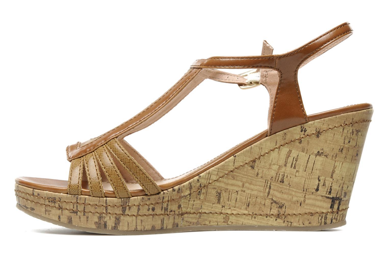 Sandali e scarpe aperte Esprit Julia Sandal Marrone immagine frontale