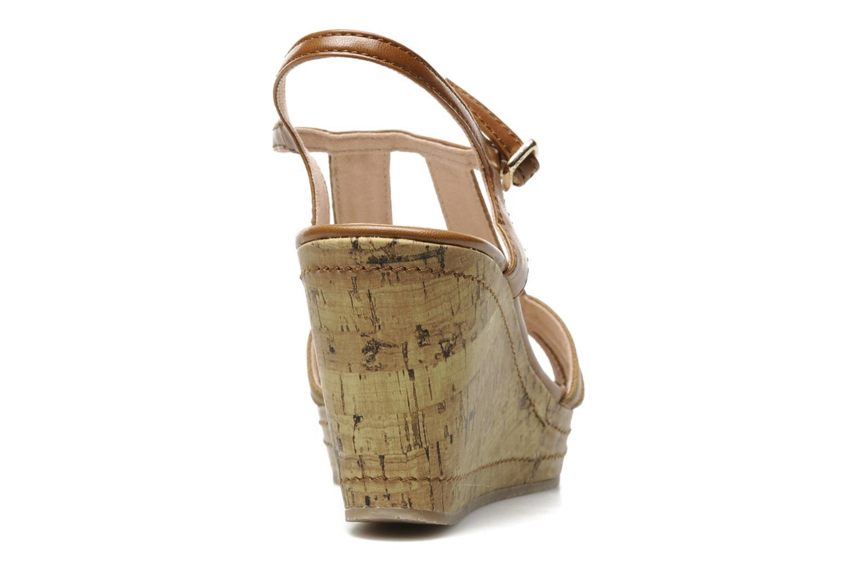 Sandali e scarpe aperte Esprit Julia Sandal Marrone immagine destra