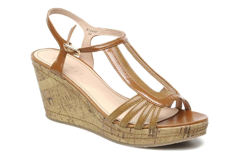 Sandali e scarpe aperte Esprit Julia Sandal Marrone vedi dettaglio/paio