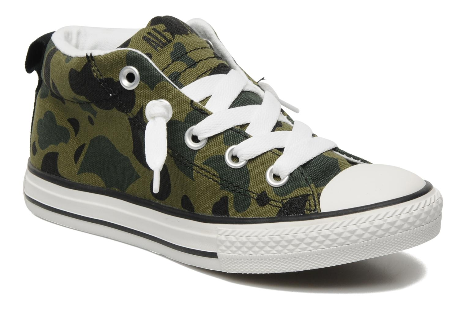 converse chuck taylor all star camo ox k