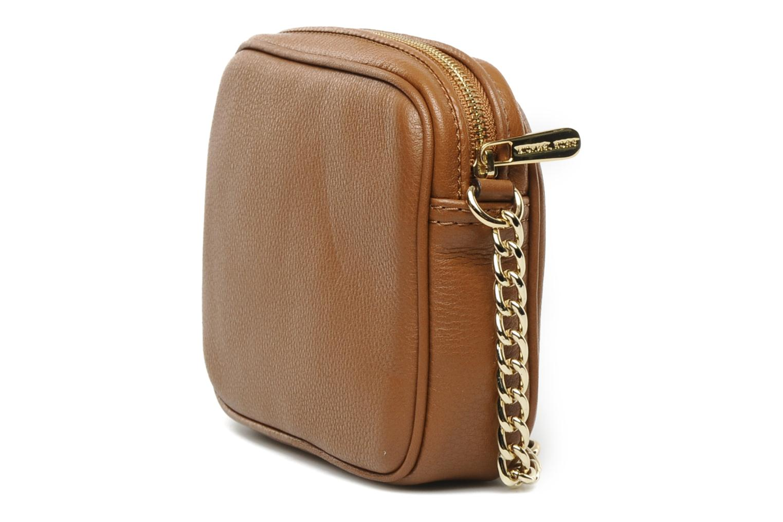 JET SET Crossbody Soft venus Luggage