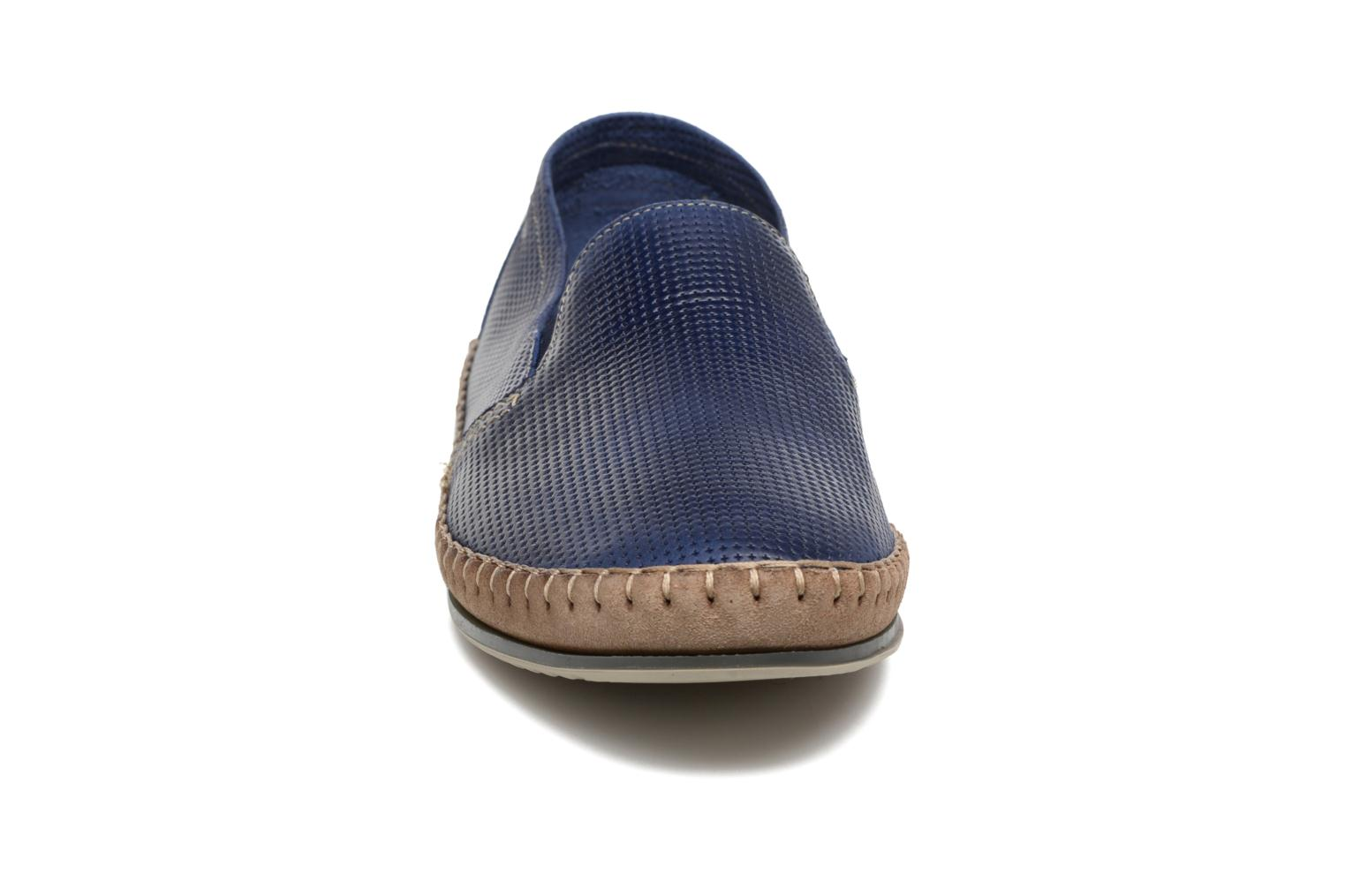 Mocassins Fluchos Bahamas 8674 Blauw model