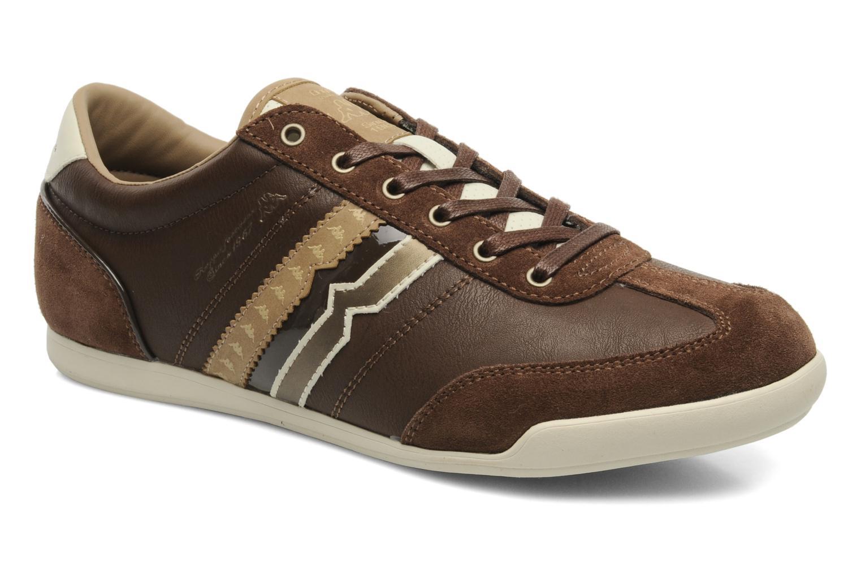 Sneaker Marron Kappa / Beige x5WuPgFLYx