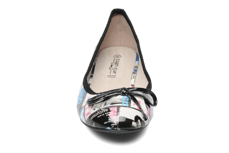 Ballerines Elizabeth Stuart Astrid 800 Multicolore vue portées chaussures