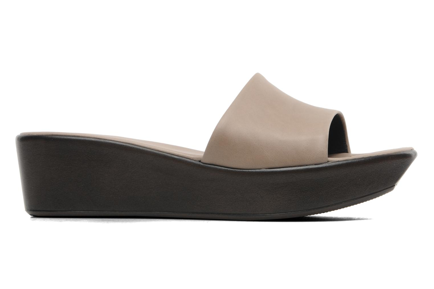 Mules & clogs Elizabeth Stuart Vivi 304 Grey back view