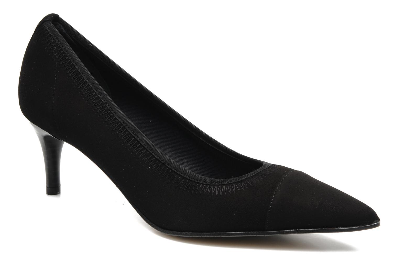 Høje hæle Elizabeth Stuart Rayan 300 Sort detaljeret billede af skoene