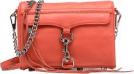 Genuine leather Bright Coral