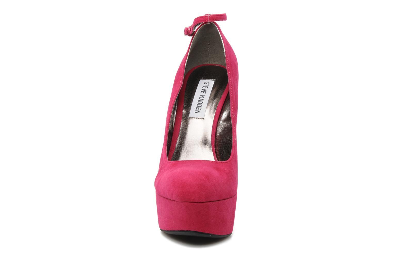 High heels Steve Madden Gravityy Pink model view