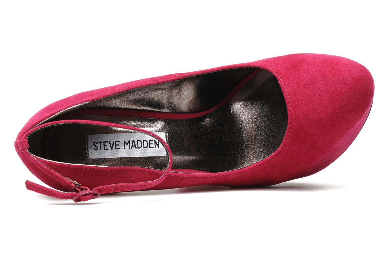 High heels Steve Madden Gravityy Pink view from the left