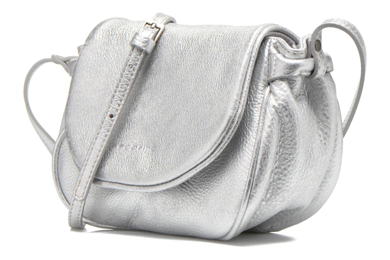 Handtaschen Sabrina Alice silber schuhe getragen