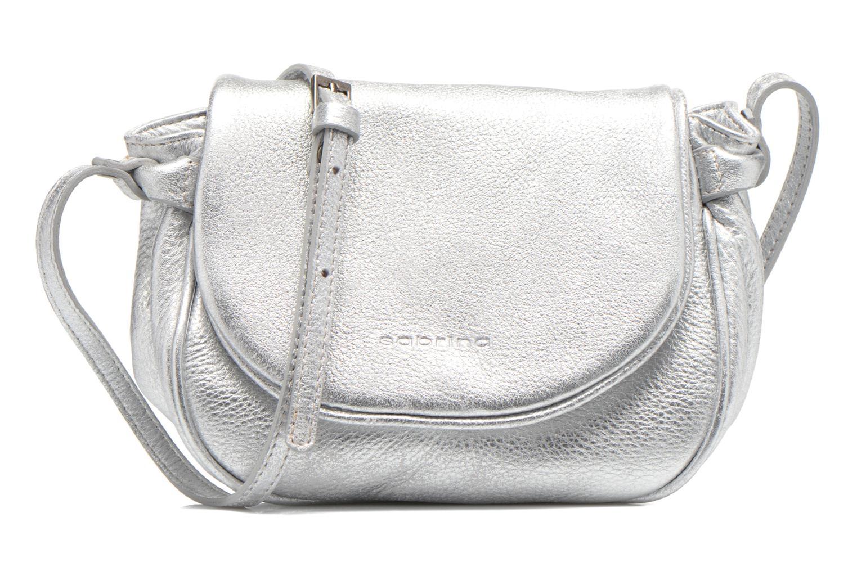 Handtassen Sabrina Alice Zilver detail
