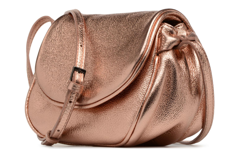 Handtaschen Sabrina Alice gold/bronze schuhe getragen