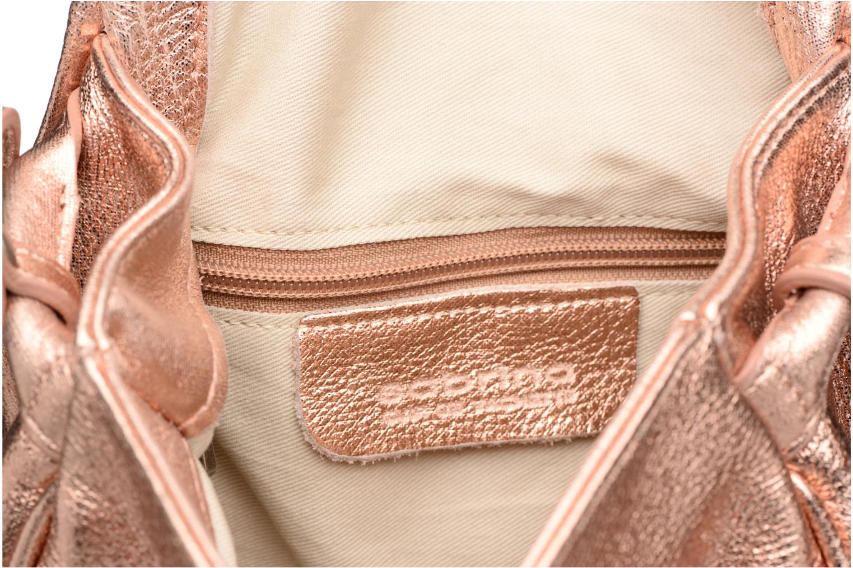 Handtaschen Sabrina Alice gold/bronze ansicht von hinten