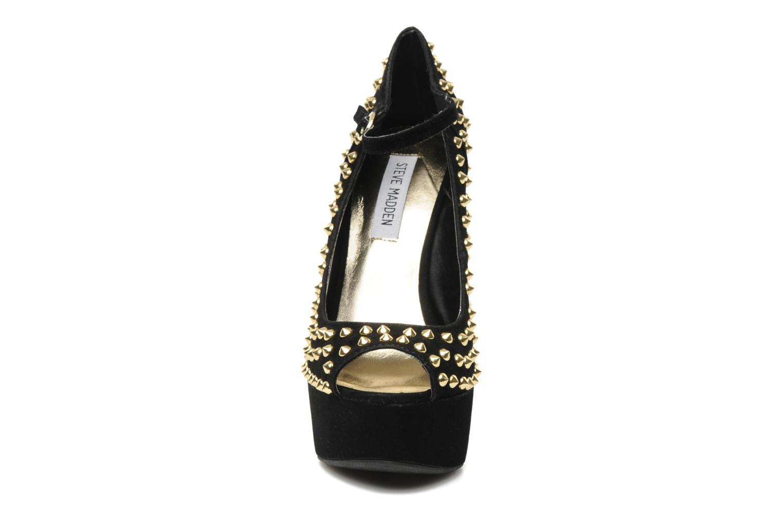 High heels Steve Madden GAMMBLEE Black model view