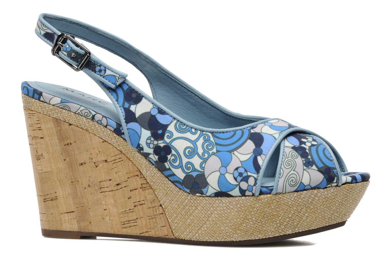 Sandaler MARC MINOUCHE Blå bild från baksidan