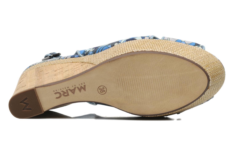 Sandaler MARC MINOUCHE Blå bild från ovan