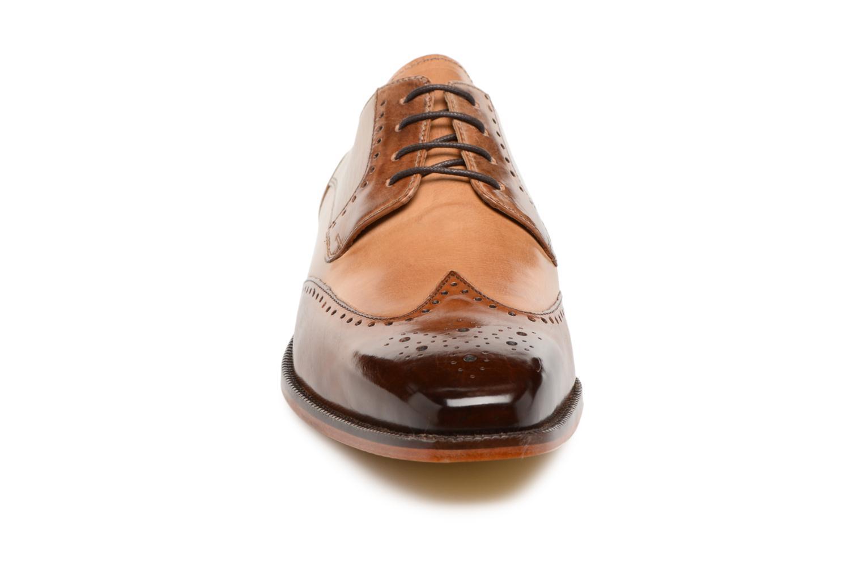 Chaussures à lacets Melvin & Hamilton Jeff 14 Marron vue portées chaussures
