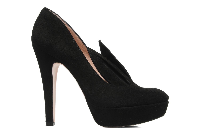 High heels Minna Parikka Angora Black back view