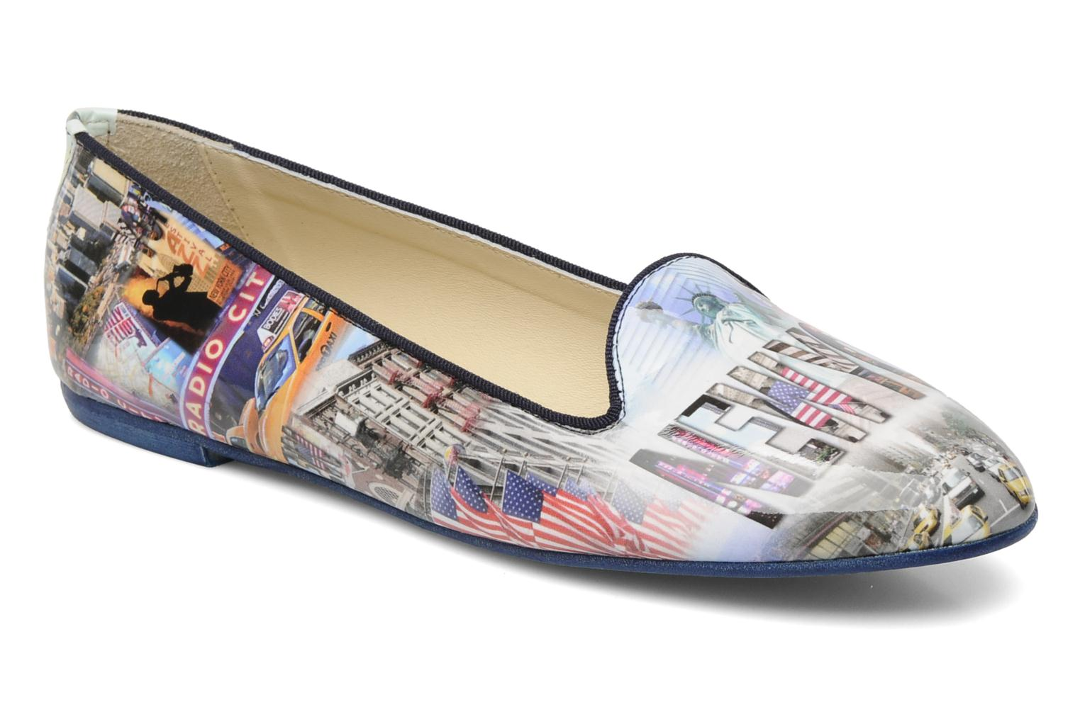 Loafers Coco et abricot Donilo Multicolor detailed view/ Pair view