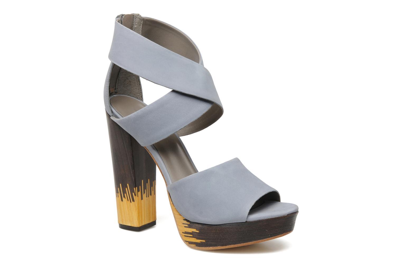 Grandes descuentos últimos zapatos Skin by Finsk LERMAPE (Azul) - Sandalias Descuento