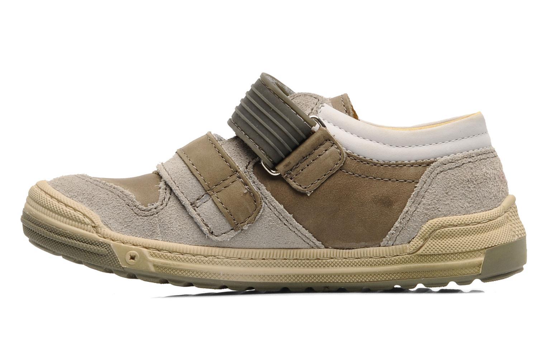 Sneakers Aster UTUBE Bruin voorkant