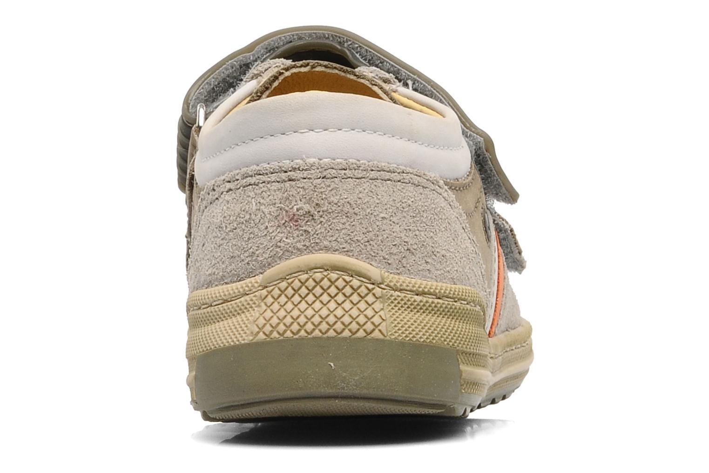 Sneakers Aster UTUBE Bruin rechts