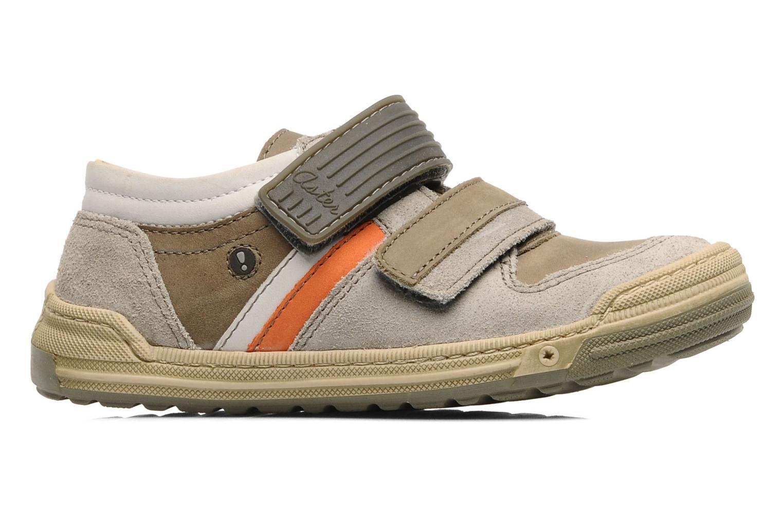 Sneakers Aster UTUBE Bruin achterkant