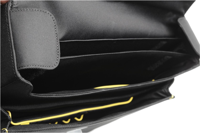 Business Mandarina Duck Biker Mix Cartable Noir vue derrière