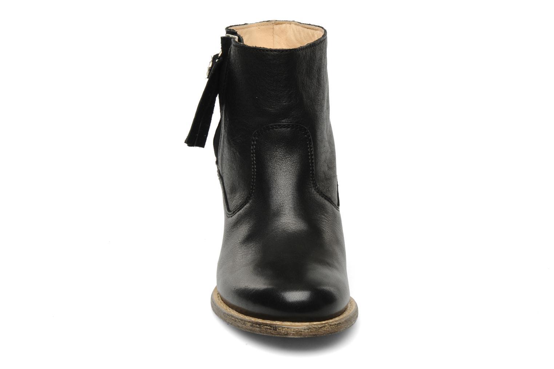 Bottines et boots Koah Oria Noir vue portées chaussures