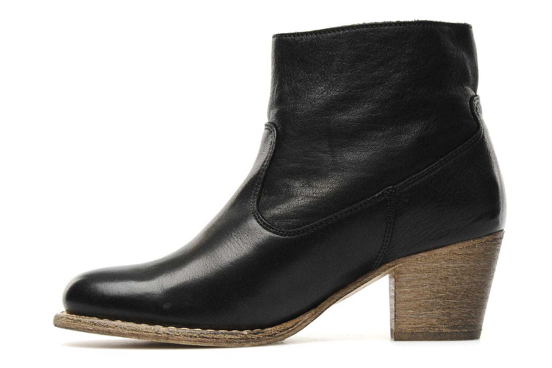 Bottines et boots Koah Oria Noir vue face