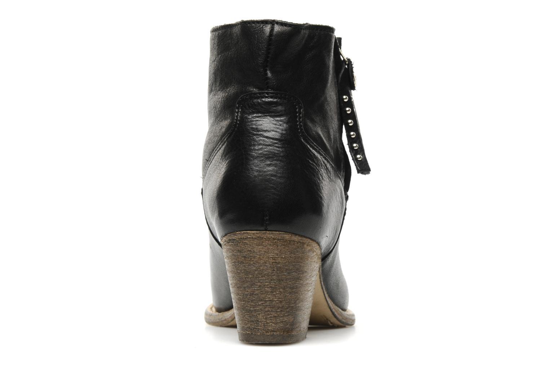 Bottines et boots Koah Oria Noir vue droite