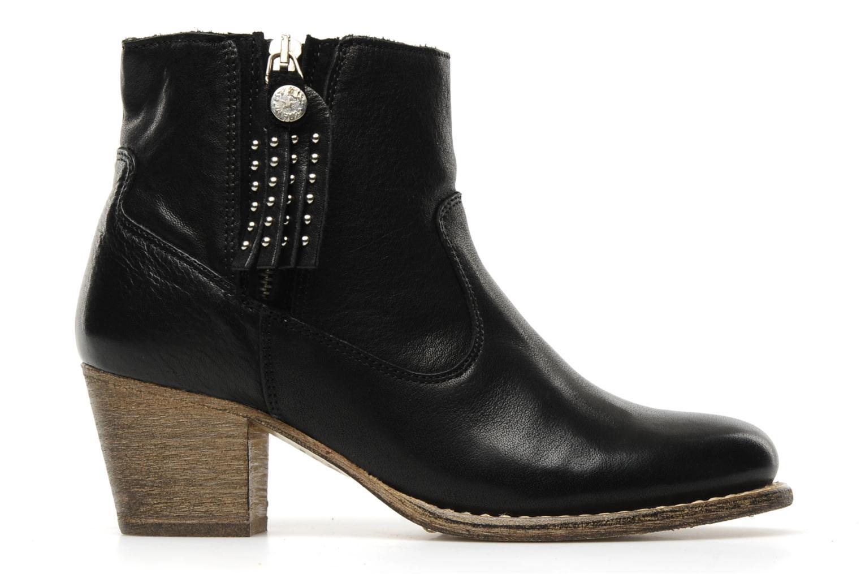 Bottines et boots Koah Oria Noir vue derrière