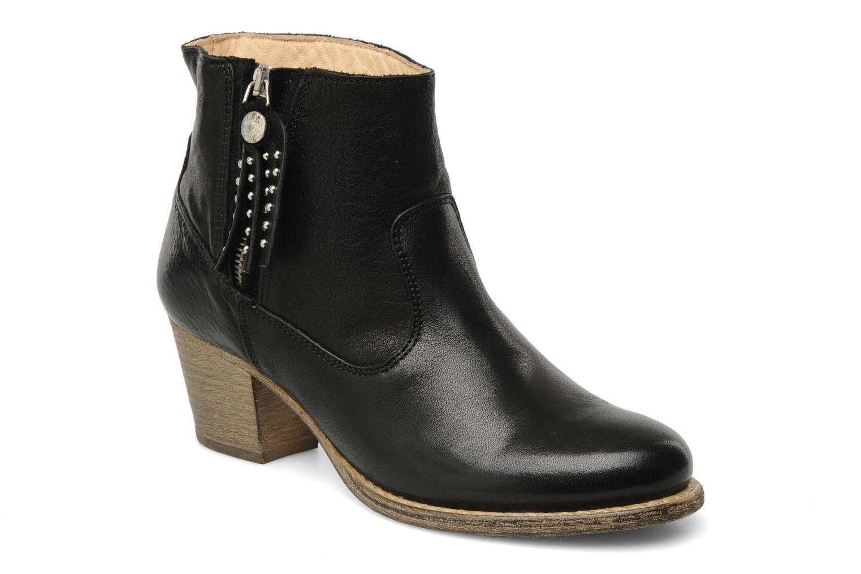 Bottines et boots Koah Oria Noir vue détail/paire