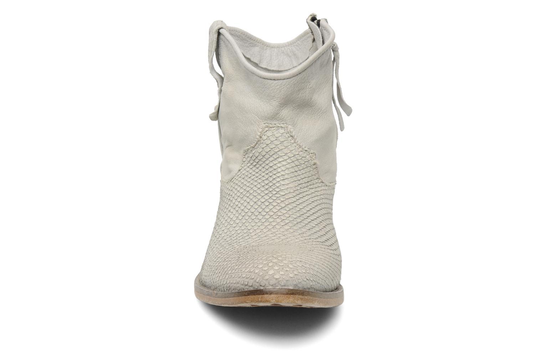 Bottines et boots Koah Alisa Gris vue portées chaussures