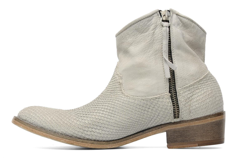 Bottines et boots Koah Alisa Gris vue face