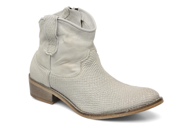 Bottines et boots Koah Alisa Gris vue détail/paire