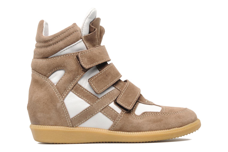 Sneakers Acebo's Ariel Bruin achterkant