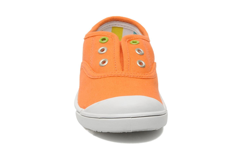 Sneakers Little Marcel Benistic Uni Oranje model