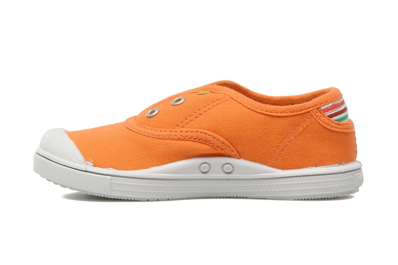 Sneakers Little Marcel Benistic Uni Oranje voorkant
