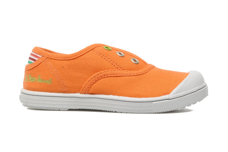 Sneakers Little Marcel Benistic Uni Oranje achterkant
