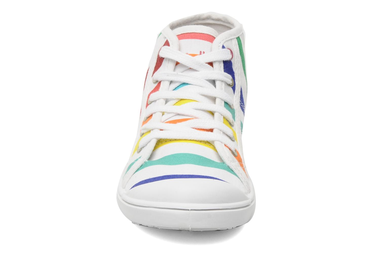Sneaker Little Marcel Benilace Up Mutli J mehrfarbig schuhe getragen