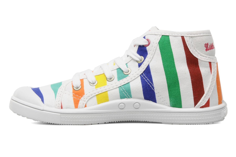 Sneakers Little Marcel Benilace Up Mutli J Multicolor voorkant
