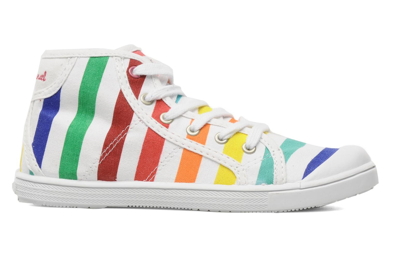 Sneakers Little Marcel Benilace Up Mutli J Multicolor achterkant