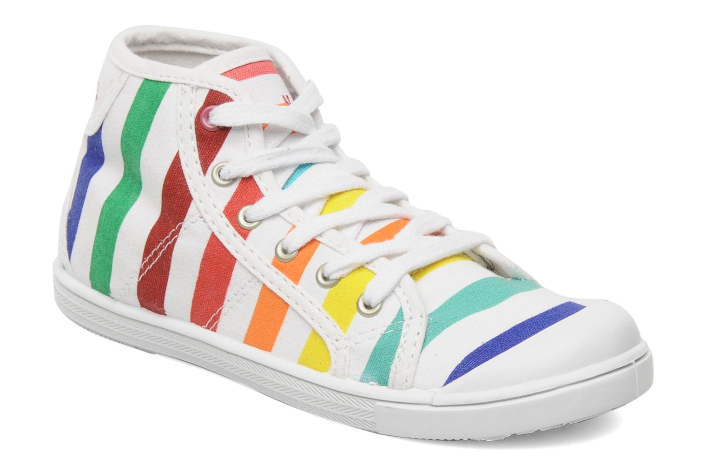 Sneakers Little Marcel Benilace Up Mutli J Multicolor detail