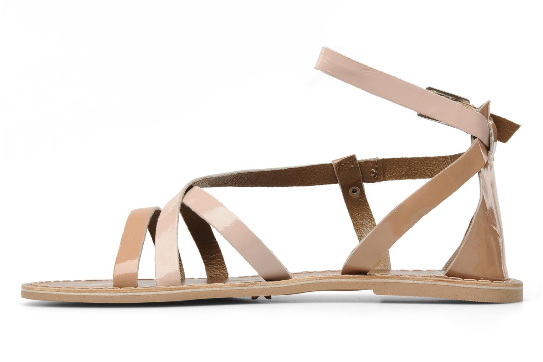 Sandalen Pieces Cecilia Roze voorkant