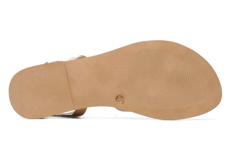 Cecilia Leather Nude
